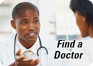 Find a Dr.